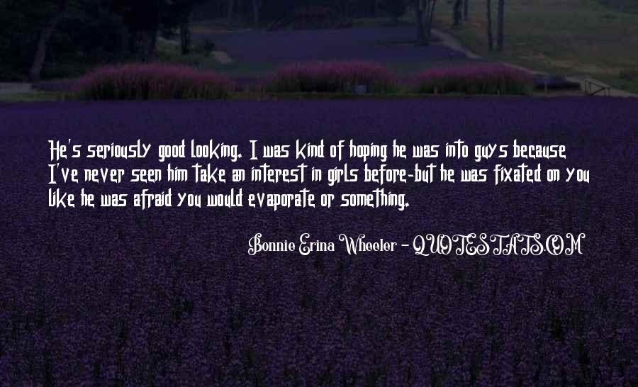 Bonnie's Quotes #1022212