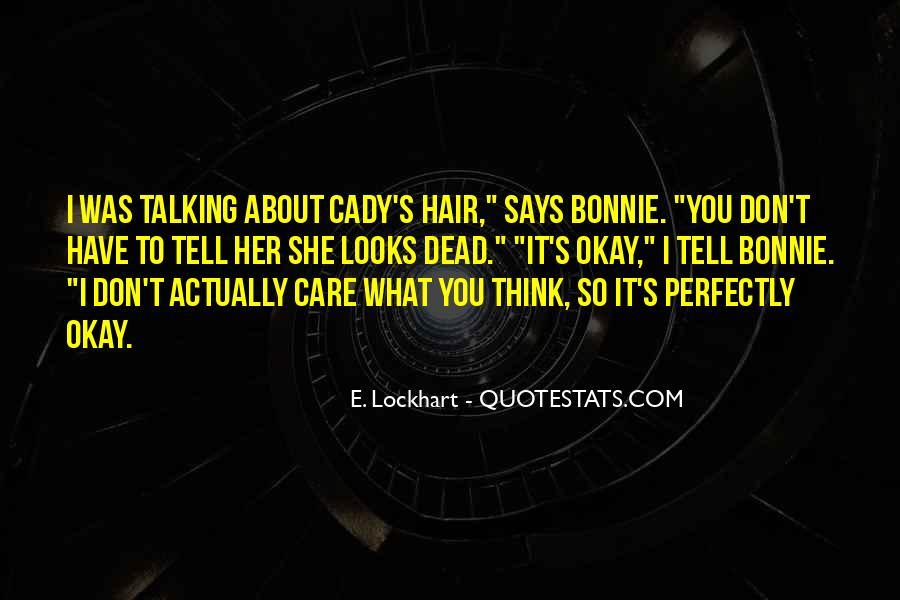 Bonnie's Quotes #247003