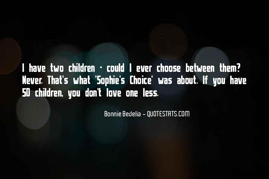 Bonnie's Quotes #306370