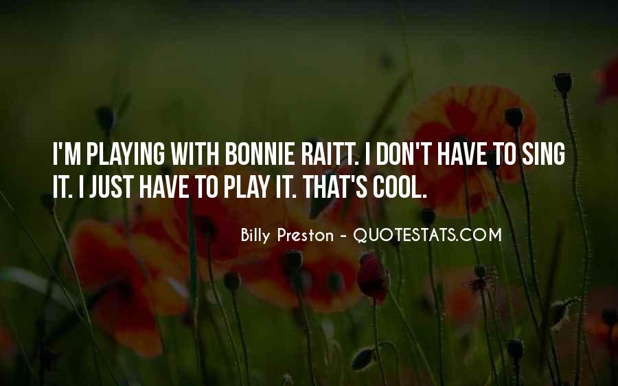 Bonnie's Quotes #391664