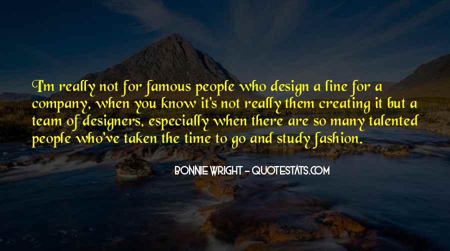 Bonnie's Quotes #410807