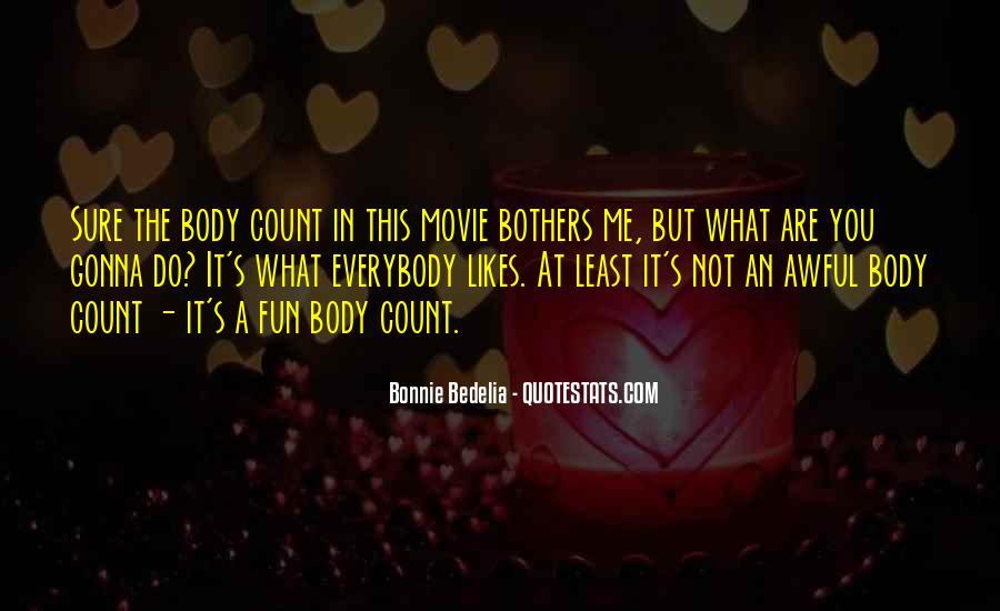 Bonnie's Quotes #414533