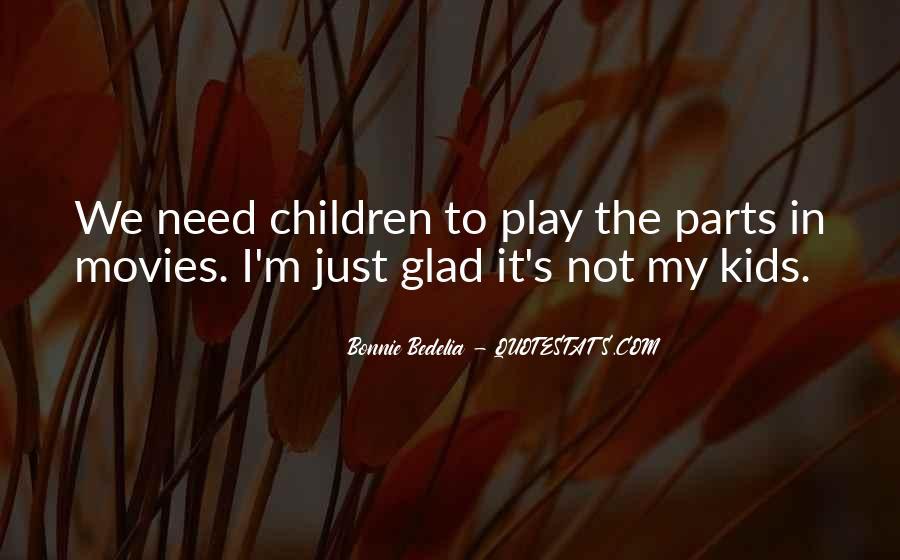 Bonnie's Quotes #597212