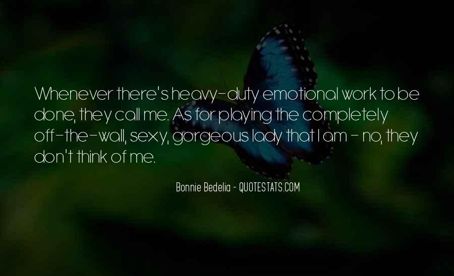 Bonnie's Quotes #61036