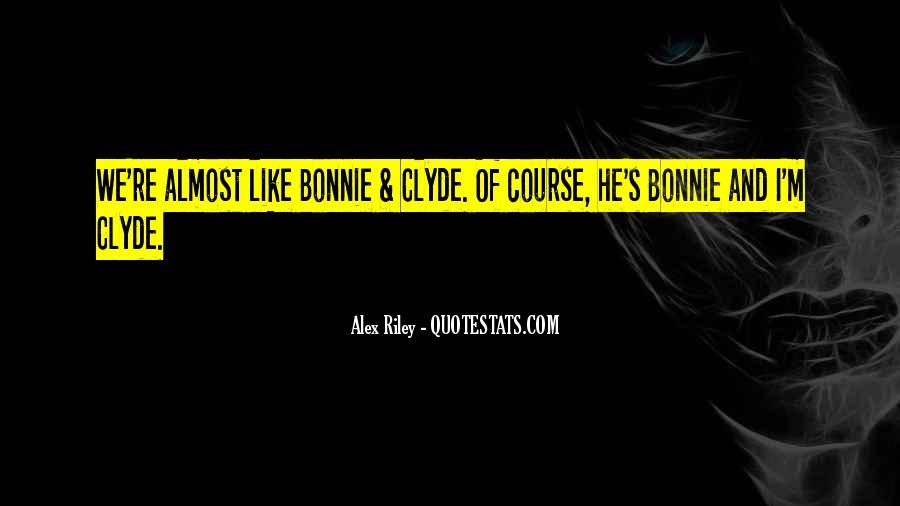 Bonnie's Quotes #65517