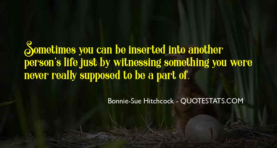 Bonnie's Quotes #772133