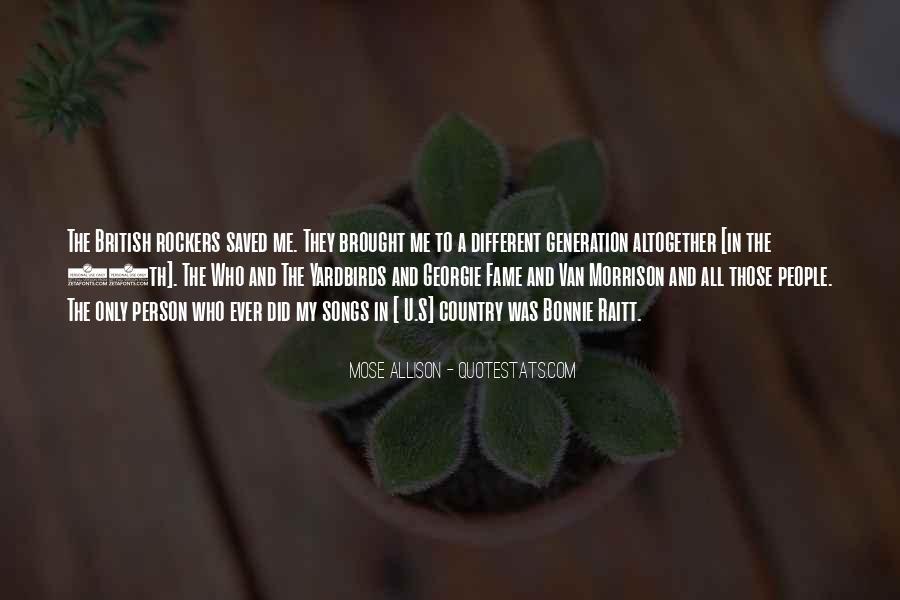 Bonnie's Quotes #772210