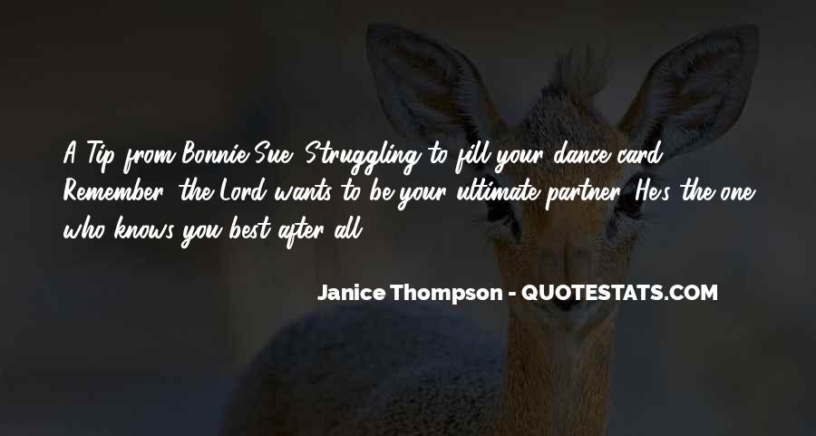 Bonnie's Quotes #804964
