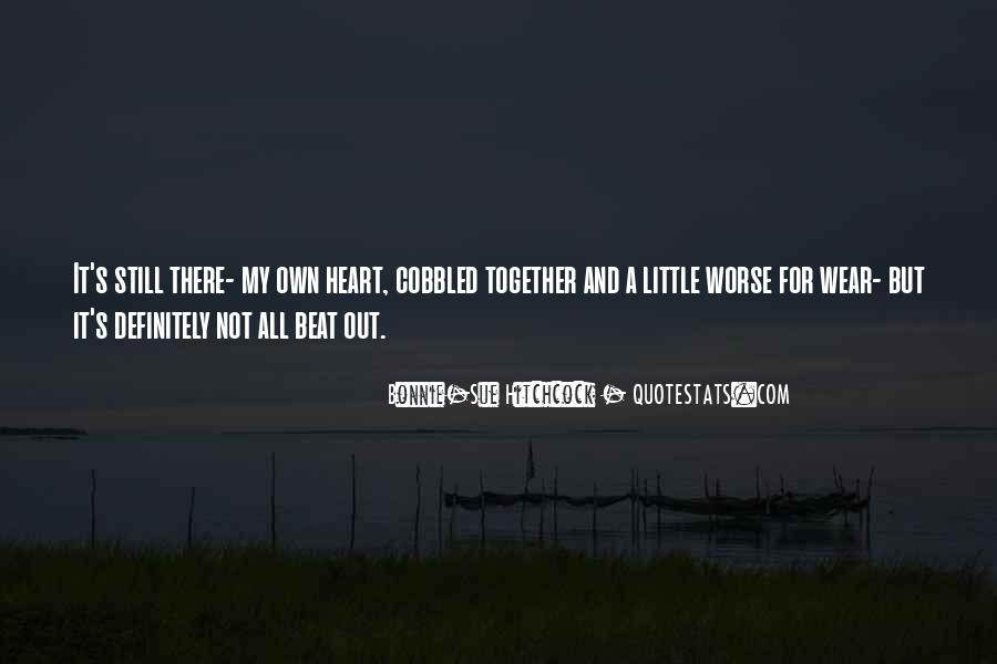 Bonnie's Quotes #937398