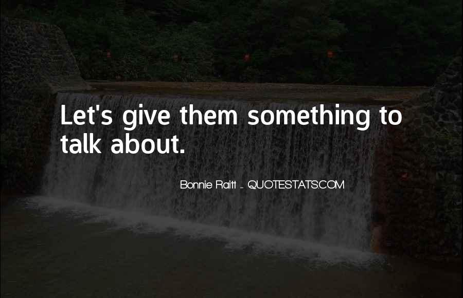 Bonnie's Quotes #957056