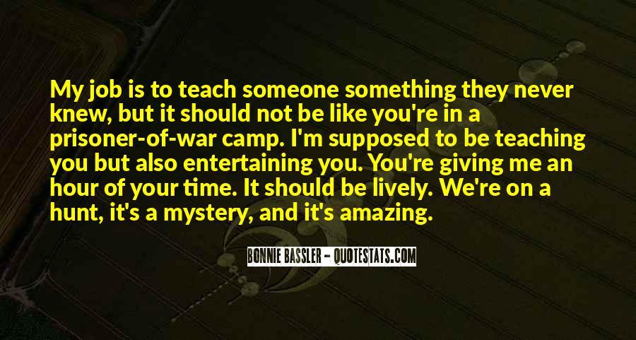Bonnie's Quotes #962037