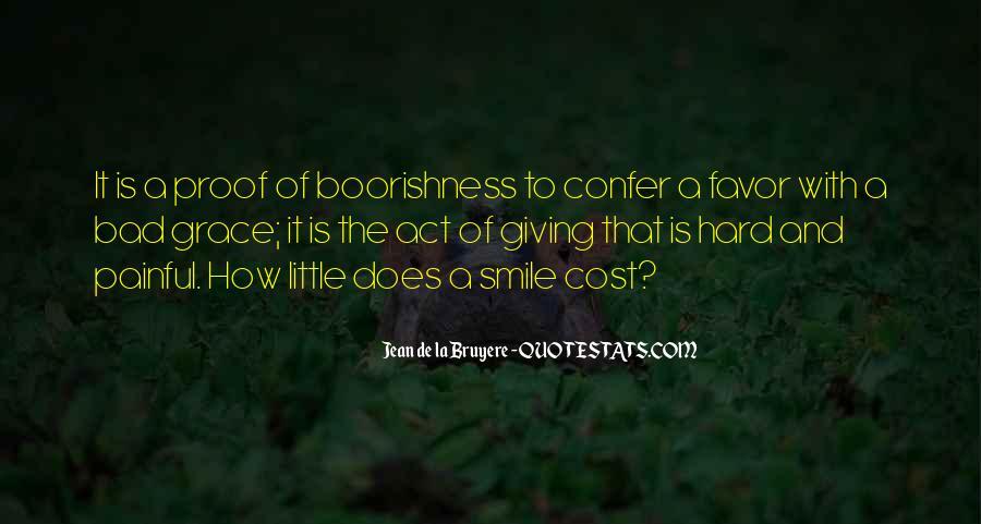 Boorishness Quotes #842042