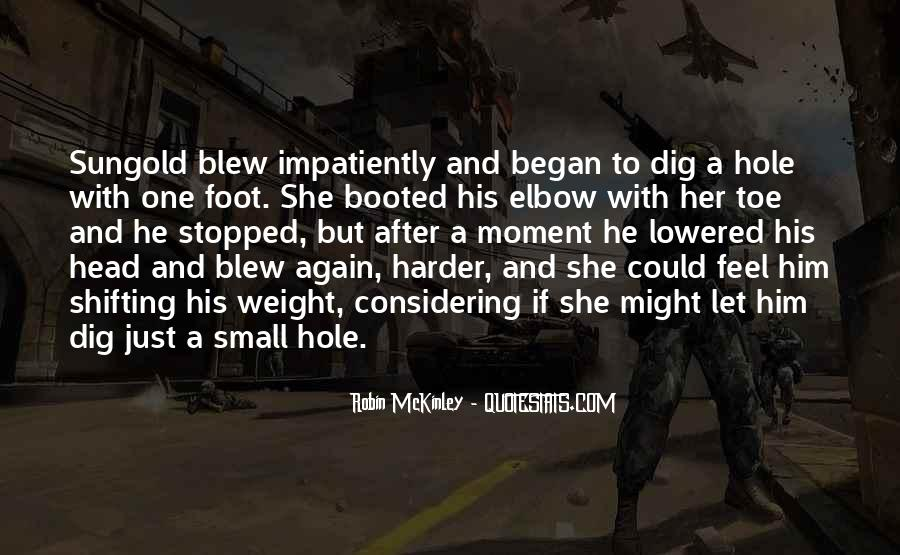 Booted Quotes #1124716