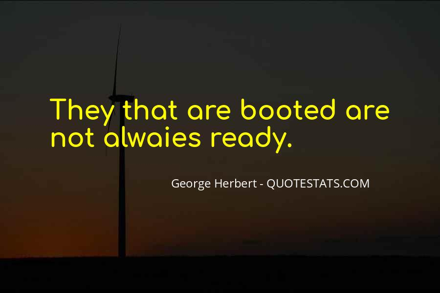 Booted Quotes #1501485