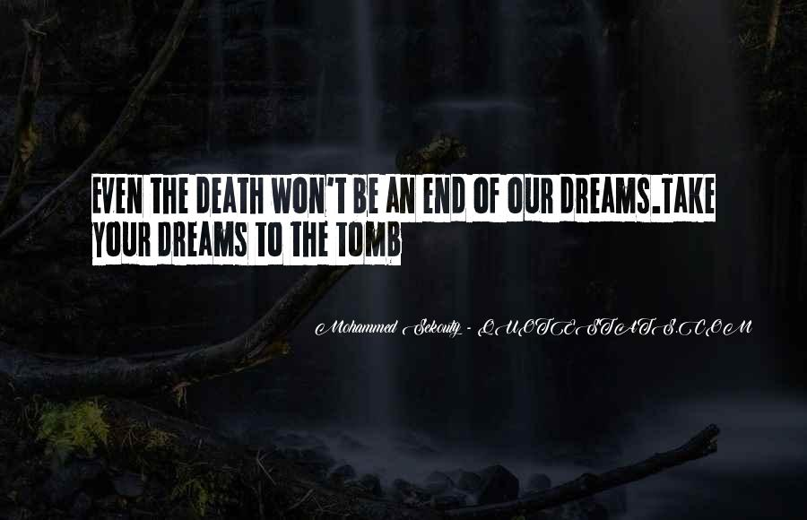 Quotes About Life Dreams #23513