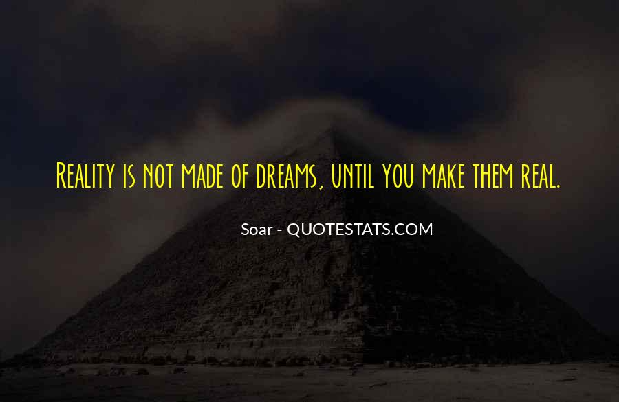 Quotes About Life Dreams #47602