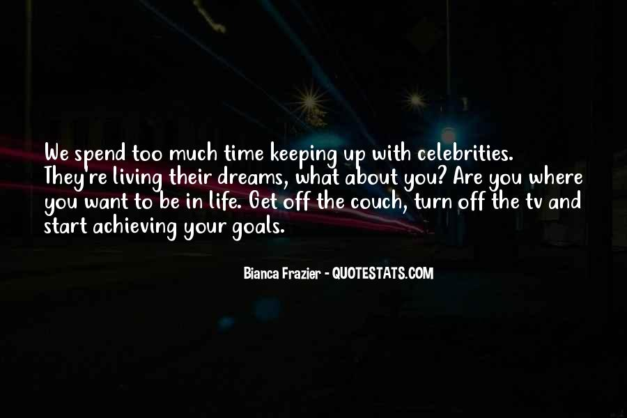 Quotes About Life Dreams #51679