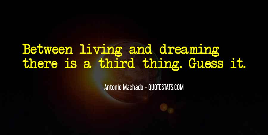 Quotes About Life Dreams #60938