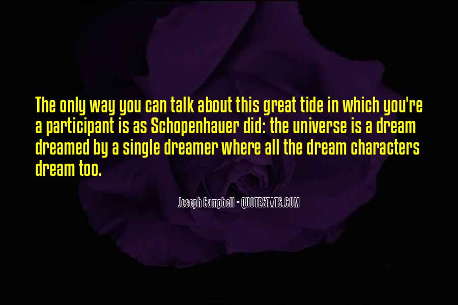 Quotes About Life Dreams #62970