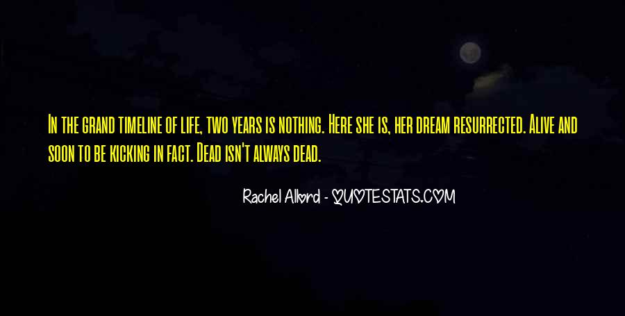 Quotes About Life Dreams #71460