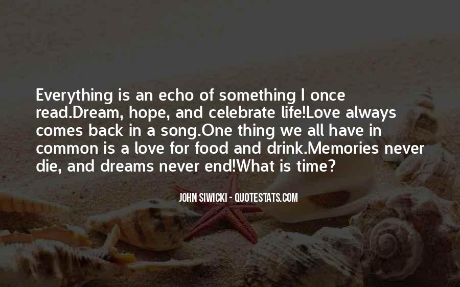 Quotes About Life Dreams #71563