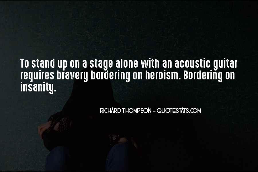 Bordering Quotes #1388158