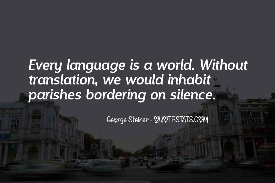 Bordering Quotes #1411548