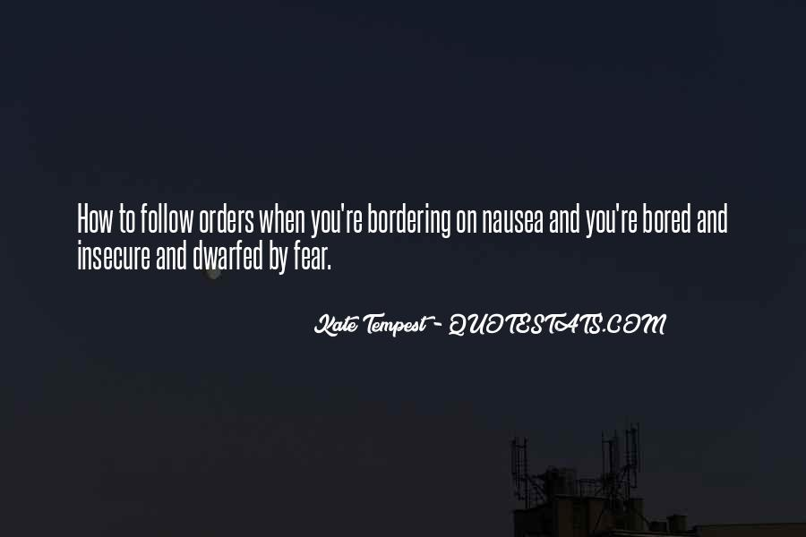 Bordering Quotes #303046