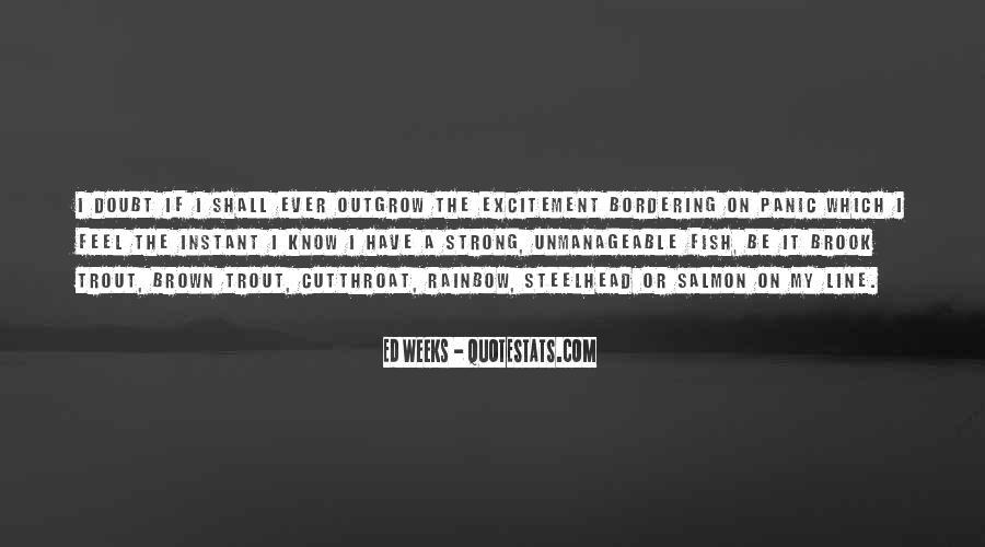 Bordering Quotes #551980