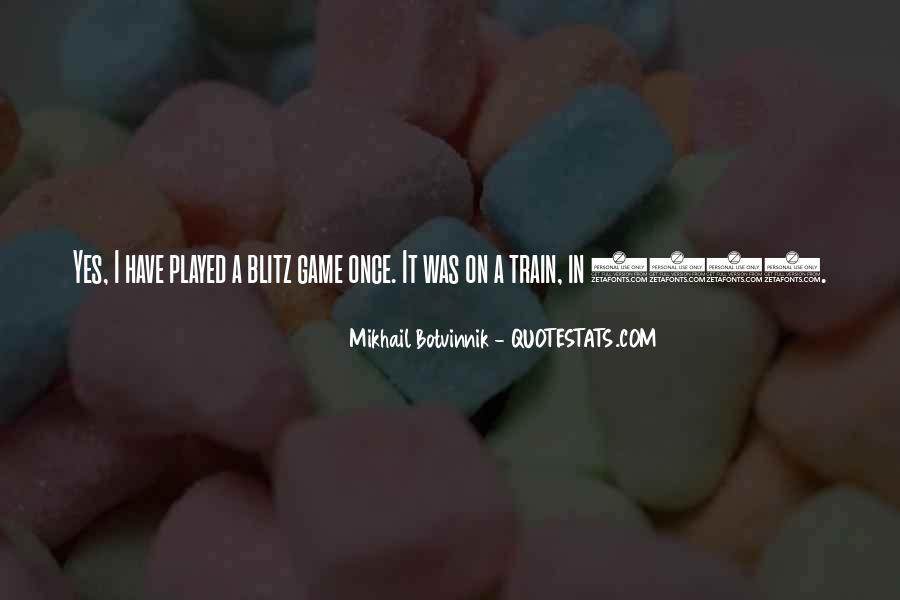 Botvinnik's Quotes #1076032