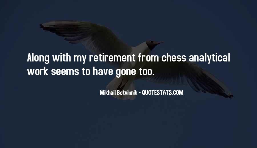 Botvinnik's Quotes #1118910