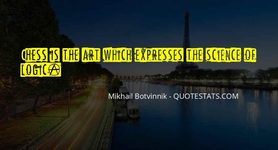 Botvinnik's Quotes #1129891