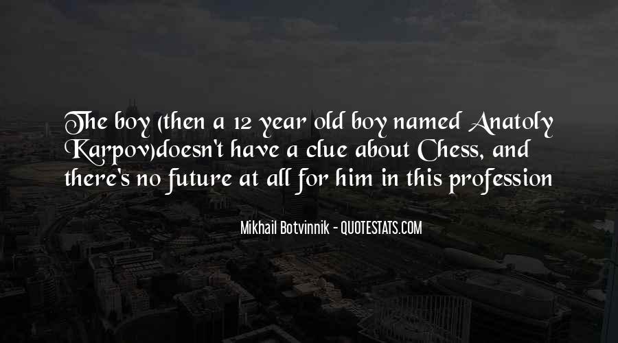 Botvinnik's Quotes #1163980