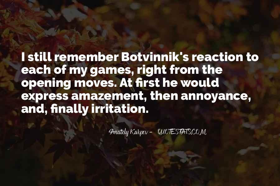 Botvinnik's Quotes #1485410