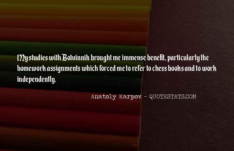 Botvinnik's Quotes #1514528