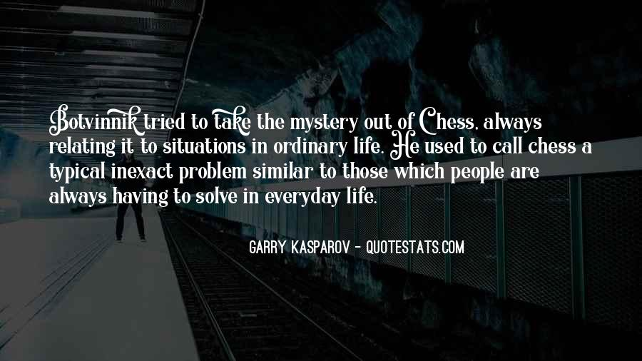 Botvinnik's Quotes #1633522