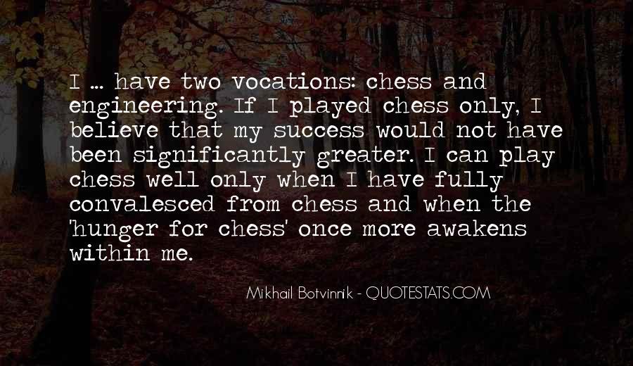 Botvinnik's Quotes #1662810