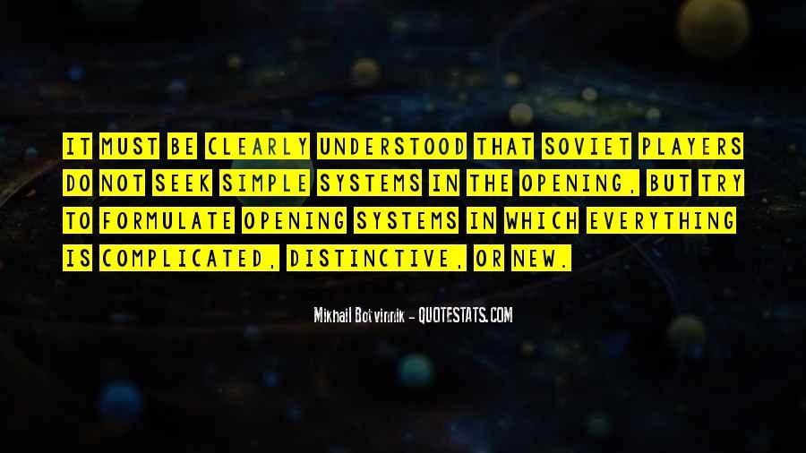 Botvinnik's Quotes #1680893
