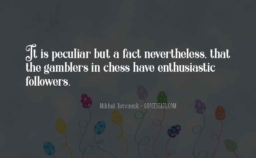 Botvinnik's Quotes #1711808