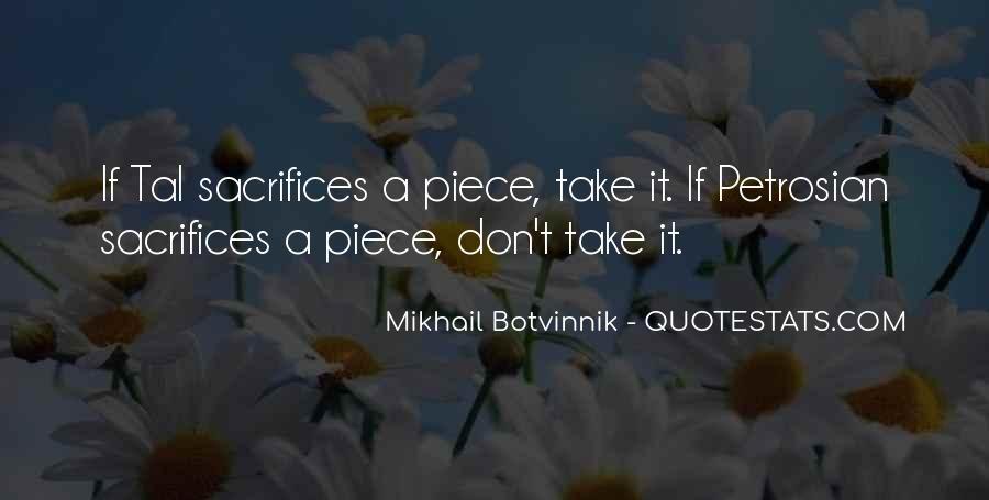 Botvinnik's Quotes #269430