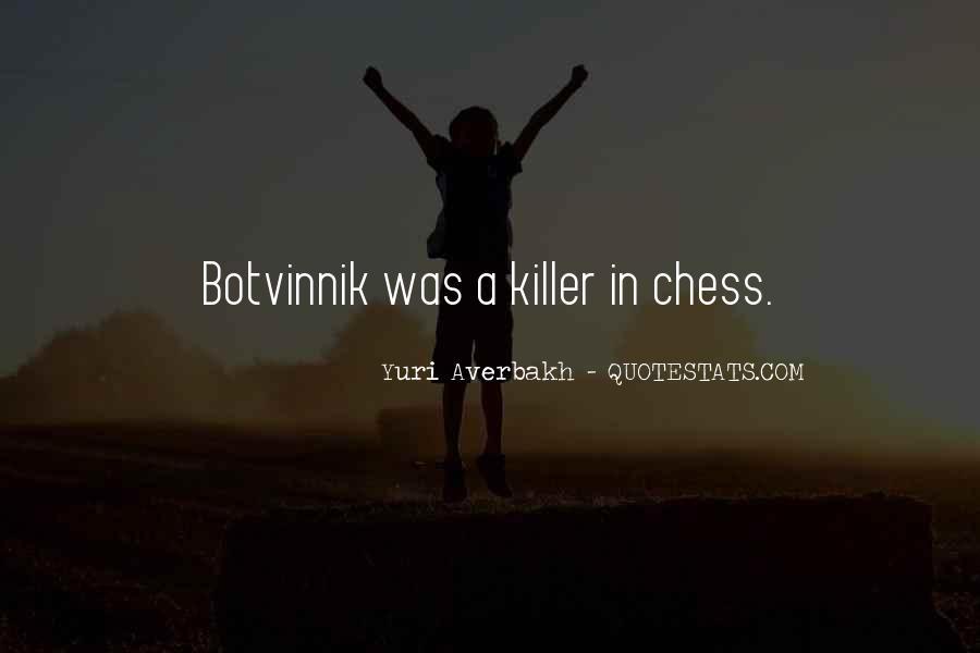 Botvinnik's Quotes #314754