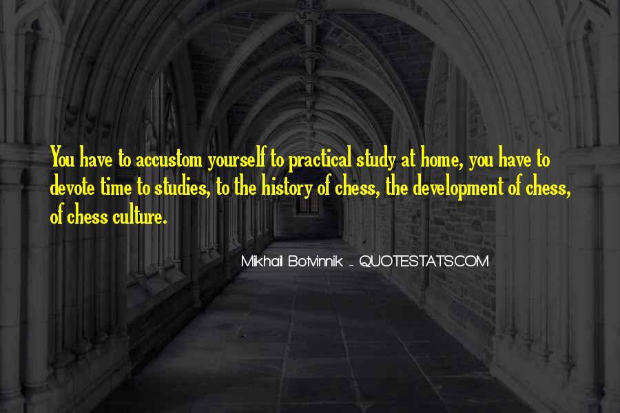 Botvinnik's Quotes #339233