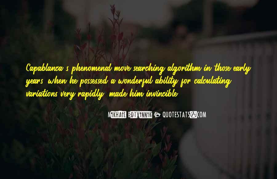 Botvinnik's Quotes #401917