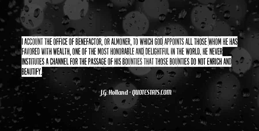 Bounties Quotes #19087