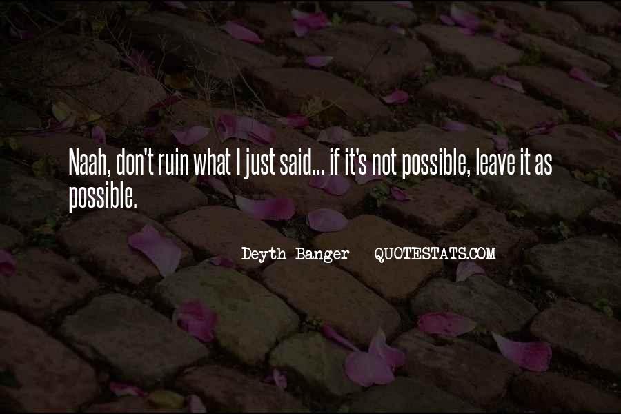 Bouta Quotes #891134