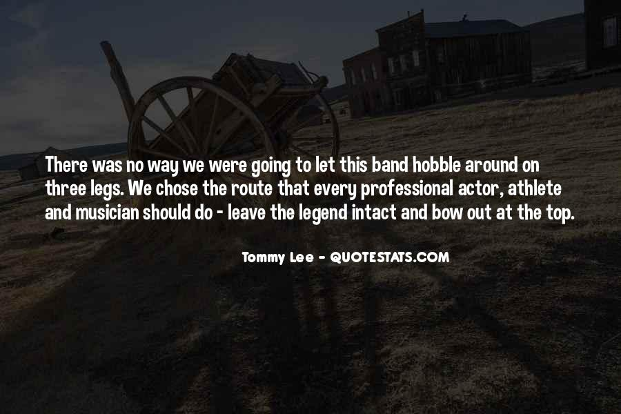 Bow'd Quotes #73246