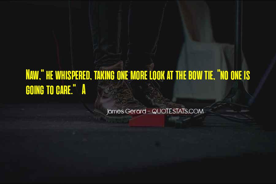 Bow'd Quotes #96851