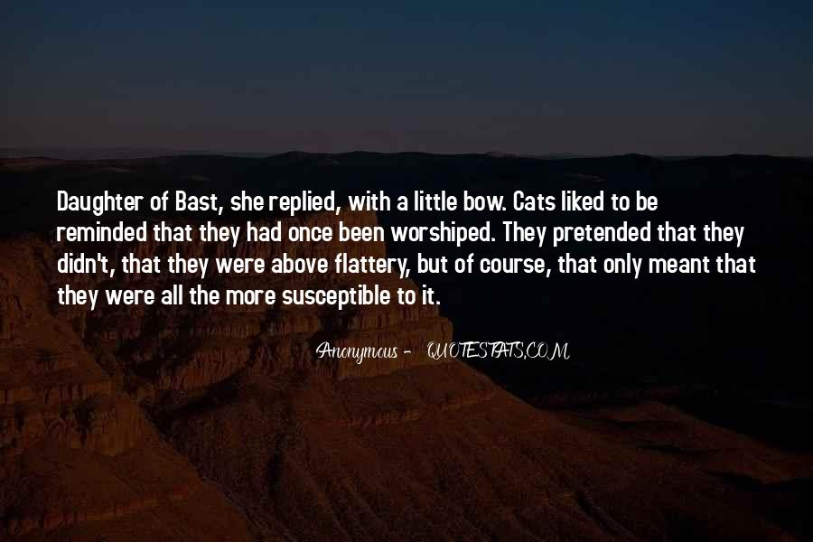 Bow'd Quotes #99722