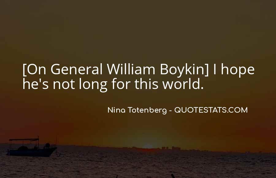 Boykin Quotes #635966