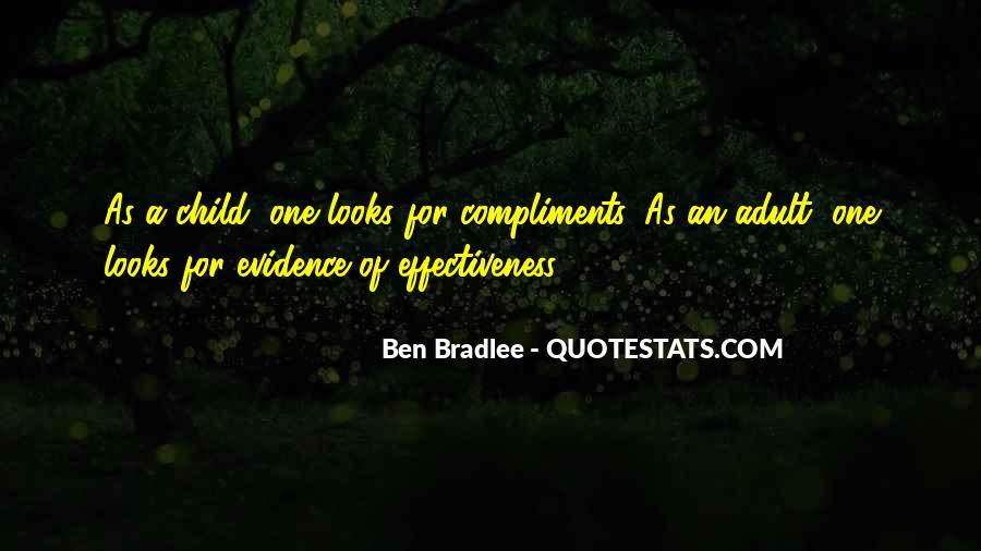 Bradlee's Quotes #1175906